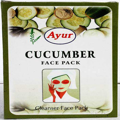 Buy Ayur Herbal Cucumber Face Pack online United Kingdom [ UK ]