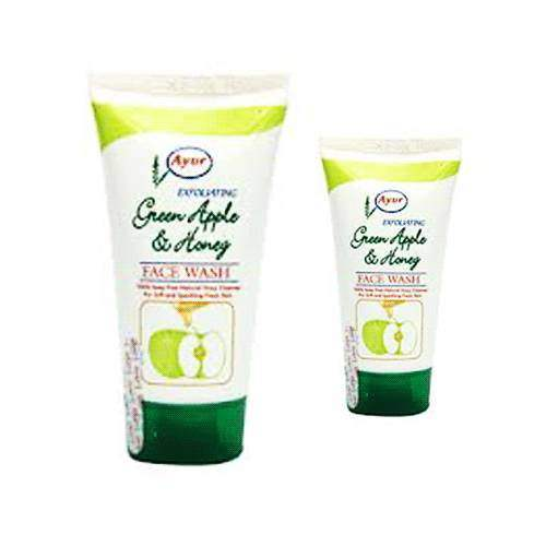 Buy Ayur Herbal Green Apple and Honey Face Wash online United Kingdom [ UK ]