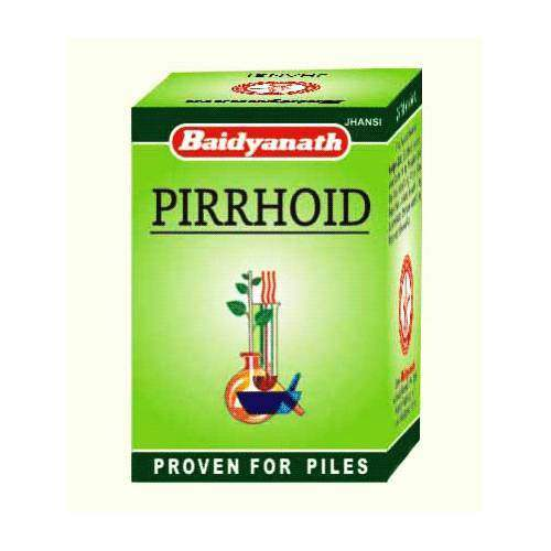 Buy Baidyanath Pirrhoids Tablets online United Kingdom [ UK ]