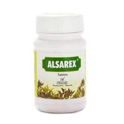 Buy Charak Pharma Alsarex Tablets online United Kingdom [ UK ]