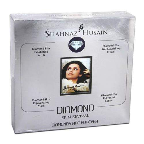 Buy Shahnaz Husain Diamond Skin Revival Kit online United Kingdom [ UK ]