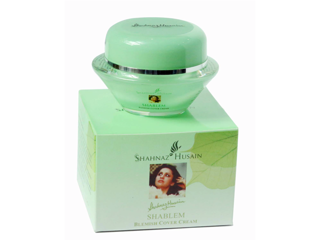 Buy Shahnaz Husain Shablem Blemish Cover Cream online United Kingdom [ UK ]