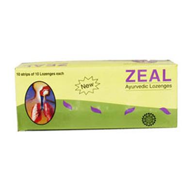 Buy Vasu Pharma Zeal Ayurvedic Lozenges online United Kingdom [ UK ]