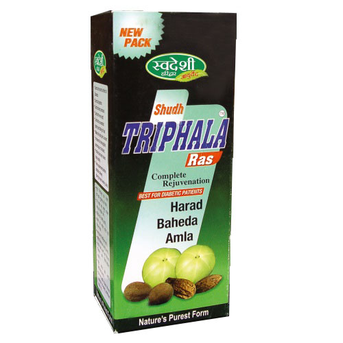Buy Swadeshi Ayurved Triphala Ras online United Kingdom [ UK ]